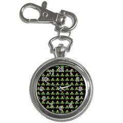 Irish Christmas Xmas Key Chain Watches