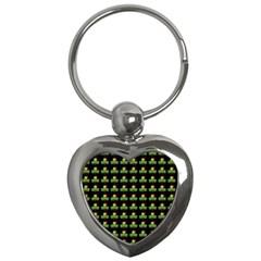 Irish Christmas Xmas Key Chains (Heart)