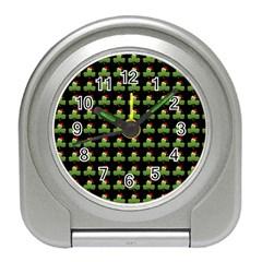 Irish Christmas Xmas Travel Alarm Clocks