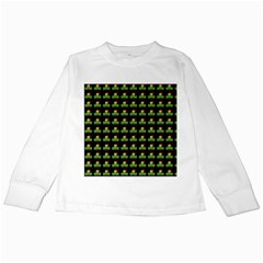 Irish Christmas Xmas Kids Long Sleeve T-Shirts