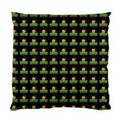 Irish Christmas Xmas Standard Cushion Case (One Side)