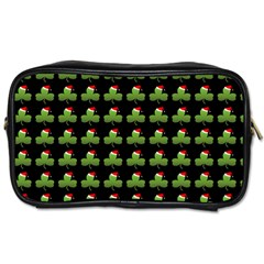 Irish Christmas Xmas Toiletries Bags