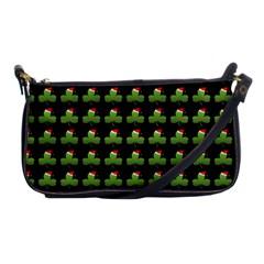 Irish Christmas Xmas Shoulder Clutch Bags