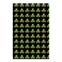 Irish Christmas Xmas Shower Curtain 48  x 72  (Small)