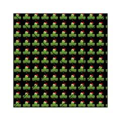 Irish Christmas Xmas Acrylic Tangram Puzzle (6  x 6 )