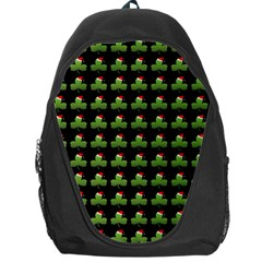 Irish Christmas Xmas Backpack Bag
