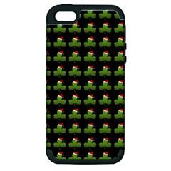Irish Christmas Xmas Apple iPhone 5 Hardshell Case (PC+Silicone)