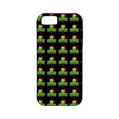 Irish Christmas Xmas Apple iPhone 5 Classic Hardshell Case (PC+Silicone)