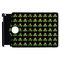 Irish Christmas Xmas Apple iPad 3/4 Flip 360 Case