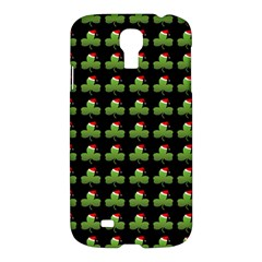 Irish Christmas Xmas Samsung Galaxy S4 I9500/I9505 Hardshell Case