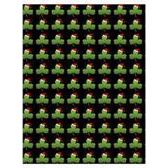 Irish Christmas Xmas Drawstring Bag (Large)