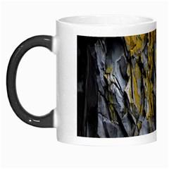 Grey Yellow Stone Morph Mugs