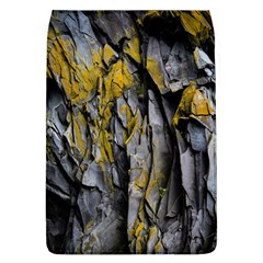Grey Yellow Stone Flap Covers (L)