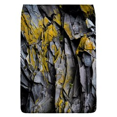 Grey Yellow Stone Flap Covers (S)