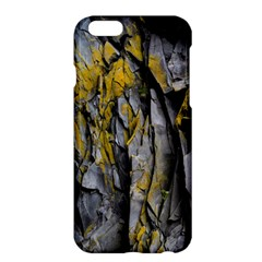 Grey Yellow Stone Apple iPhone 6 Plus/6S Plus Hardshell Case