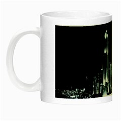 Kuala Lumpur Urban Night Building Night Luminous Mugs