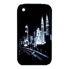 Kuala Lumpur Urban Night Building iPhone 3S/3GS