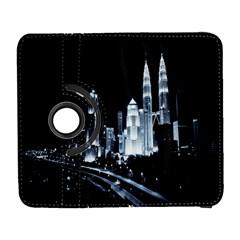 Kuala Lumpur Urban Night Building Galaxy S3 (Flip/Folio)