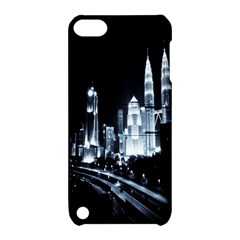 Kuala Lumpur Urban Night Building Apple iPod Touch 5 Hardshell Case with Stand