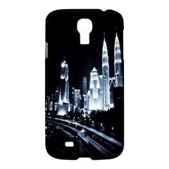 Kuala Lumpur Urban Night Building Samsung Galaxy S4 I9500/i9505 Hardshell Case