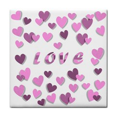 Love Valentine S Day 3d Fabric Face Towel