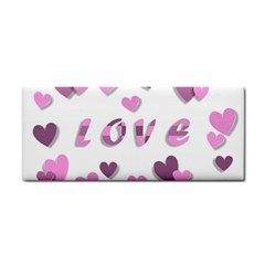 Love Valentine S Day 3d Fabric Cosmetic Storage Cases