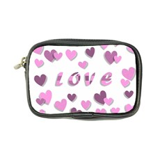 Love Valentine S Day 3d Fabric Coin Purse