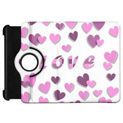Love Valentine S Day 3d Fabric Kindle Fire HD 7