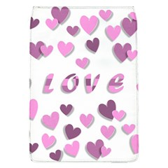 Love Valentine S Day 3d Fabric Flap Covers (L)