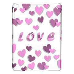 Love Valentine S Day 3d Fabric iPad Air Hardshell Cases