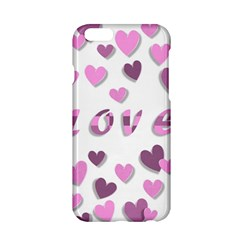 Love Valentine S Day 3d Fabric Apple iPhone 6/6S Hardshell Case