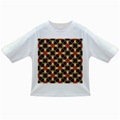 Kaleidoscope Image Background Infant/toddler T Shirts