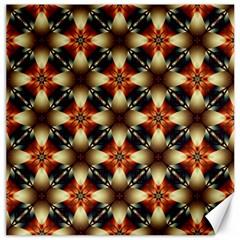 Kaleidoscope Image Background Canvas 16  x 16