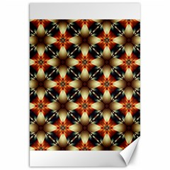 Kaleidoscope Image Background Canvas 20  x 30