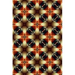 Kaleidoscope Image Background 5.5  x 8.5  Notebooks