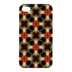 Kaleidoscope Image Background Apple iPhone 4/4S Hardshell Case