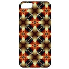 Kaleidoscope Image Background Apple iPhone 5 Classic Hardshell Case