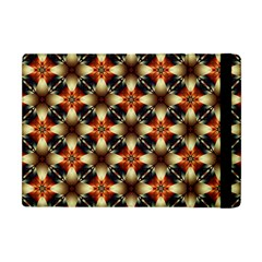 Kaleidoscope Image Background Apple Ipad Mini Flip Case