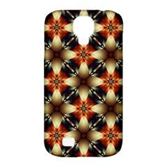 Kaleidoscope Image Background Samsung Galaxy S4 Classic Hardshell Case (PC+Silicone)