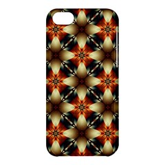 Kaleidoscope Image Background Apple Iphone 5c Hardshell Case
