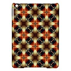 Kaleidoscope Image Background iPad Air Hardshell Cases