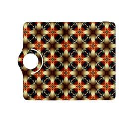 Kaleidoscope Image Background Kindle Fire HDX 8.9  Flip 360 Case