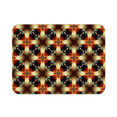 Kaleidoscope Image Background Double Sided Flano Blanket (mini)