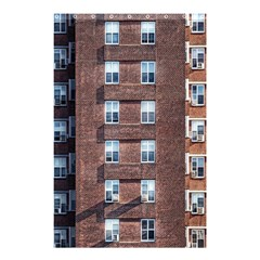 New York Building Windows Manhattan Shower Curtain 48  x 72  (Small)