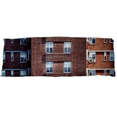 New York Building Windows Manhattan Body Pillow Case (Dakimakura)