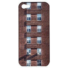 New York Building Windows Manhattan Apple iPhone 5 Hardshell Case
