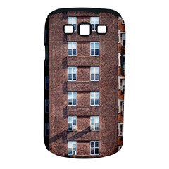 New York Building Windows Manhattan Samsung Galaxy S Iii Classic Hardshell Case (pc+silicone)