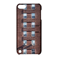 New York Building Windows Manhattan Apple iPod Touch 5 Hardshell Case with Stand