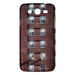 New York Building Windows Manhattan Samsung Galaxy Mega 5.8 I9152 Hardshell Case