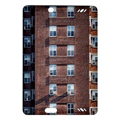 New York Building Windows Manhattan Amazon Kindle Fire HD (2013) Hardshell Case